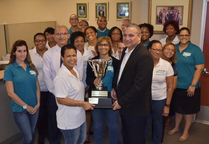 PSPB Wins Big In DG's 5K Challenge