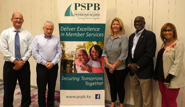Three New Trustee Appointments for the PSPB
